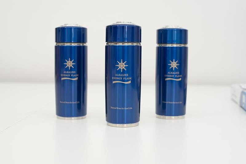 Nano energetický pohár Blue