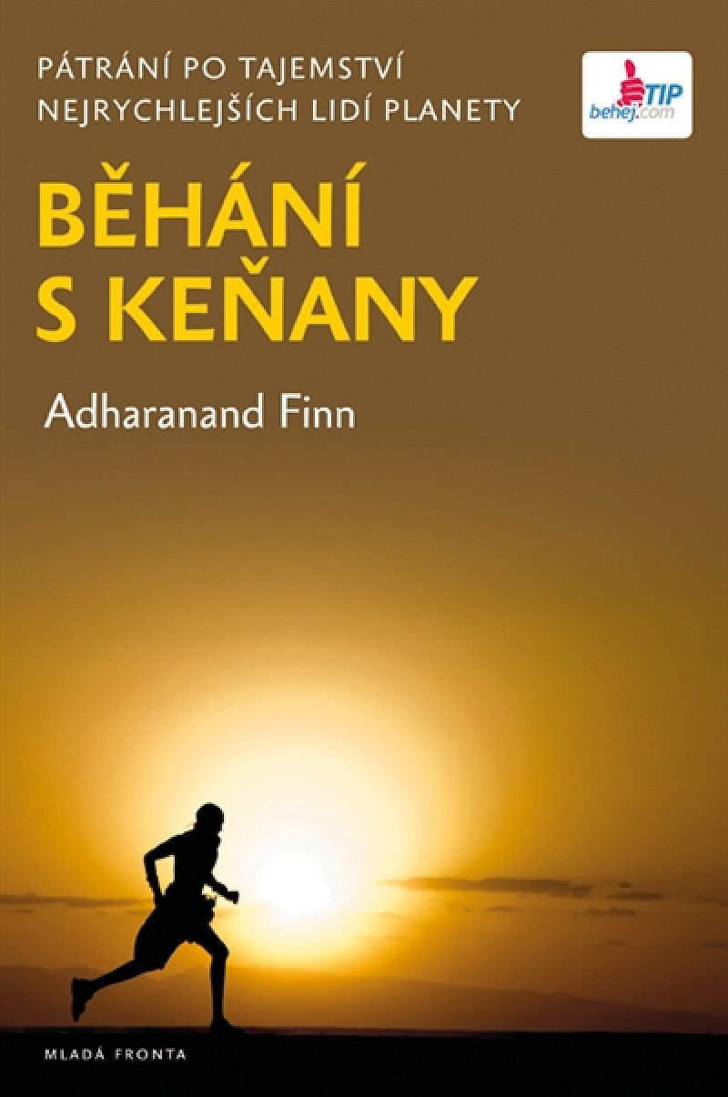 Kniha: Běhání s Keňany