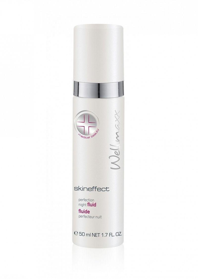 Nočný krém Wellmaxx Skineffect
