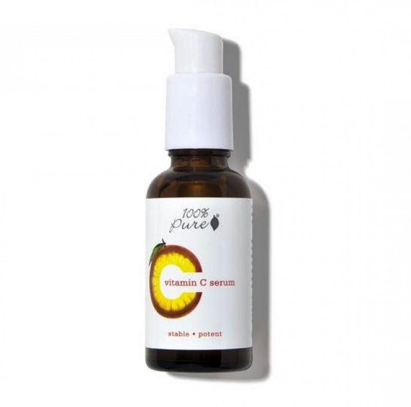 Pleťové sérum vitamín C - 100%PURE