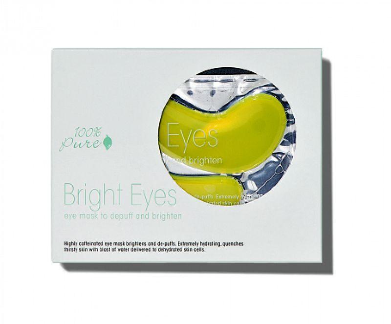 Maska na hydratáciu očného okolia 100%PURE