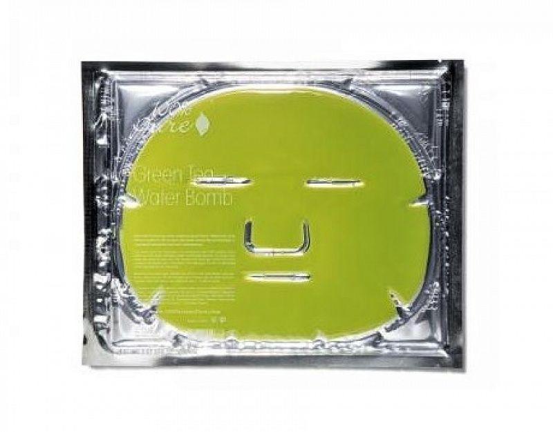 Hydratačná maska – zelený čaj 100%PURE - 1ks
