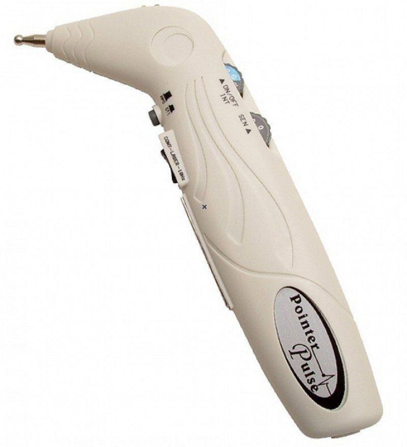 Laserové akupunkturné pero s elektrickými impulsmi