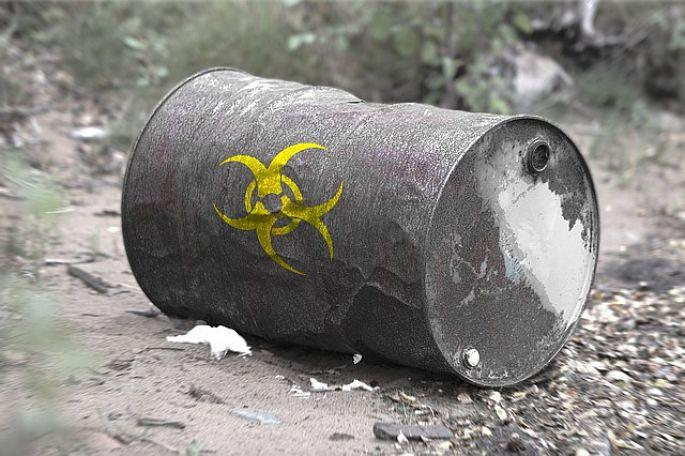 Sud s toxickými látkami