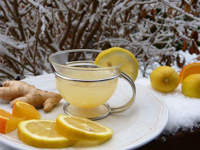 Zázvorový čaj zahreje v zime