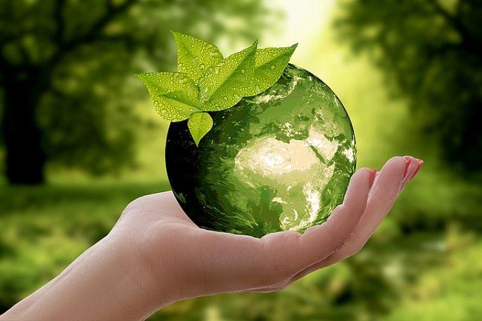 Zelená planéta