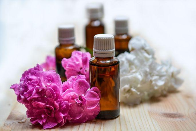 Prírodné oleje vyrábané z kvetov