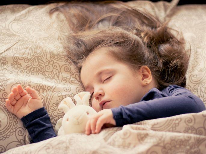 Spať ako dieťa