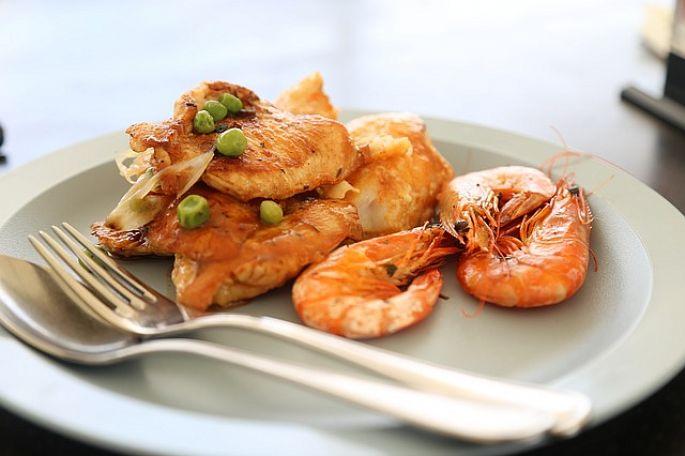 Ryby a morské plody