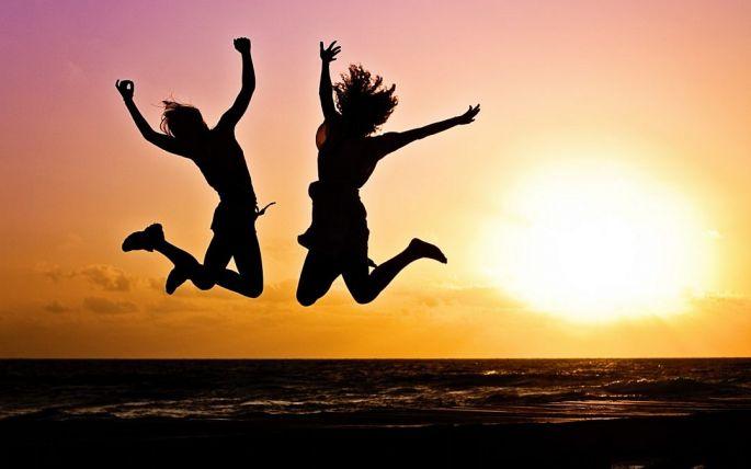 Pozitívne myslenie vplýva na šťastie a radosť zo života