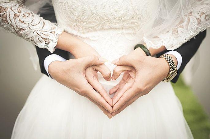 Svadba, šťastie